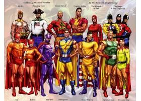 漫画壁纸,金色的,年龄,hydromax,战斗的,美国人,银,倾向,船长,将