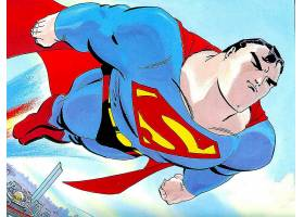 漫画壁纸,超人,壁纸(77)