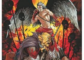 漫画壁纸,恶魔,骑士,壁纸(7)