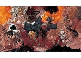 漫画壁纸,恶魔,骑士,壁纸(8)