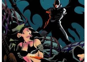 漫画壁纸,黑色,蝙蝠,壁纸