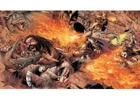 漫画壁纸,恶魔,骑士,壁纸(9)