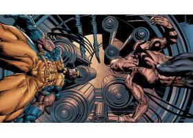 漫画壁纸,x战警,金刚狼,X-23,壁纸(2)
