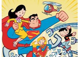 漫画壁纸,超人,壁纸(42)