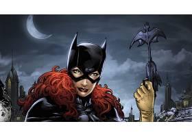 漫画壁纸,蝙蝠女侠,壁纸(12)