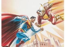 漫画壁纸,哥伦比亚特区,漫画壁纸,超人,Shazam,壁纸