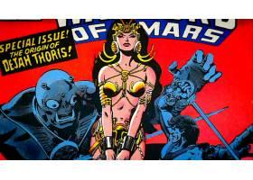 漫画壁纸,军阀,关于,火星,德雅,索利斯,壁纸(2)