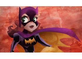 漫画壁纸,蝙蝠女侠,壁纸(30)