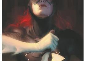 漫画壁纸,蝙蝠女侠,壁纸(50)