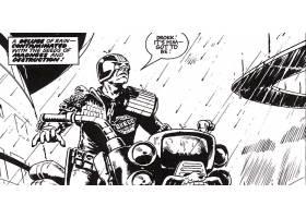 漫画壁纸,2000,广告,法官,Dredd,Dredd,壁纸(1)