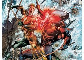 漫画壁纸,Aquaman,壁纸(10)