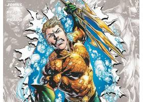 漫画壁纸,Aquaman,壁纸(13)