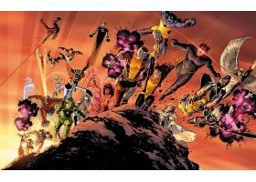 漫画壁纸,拼贴,蜘蛛侠,东西,人类,火炬,熨斗,男人,先生,极好的,巨