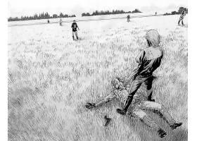 漫画壁纸,这,步行,死亡的,壁纸(8)
