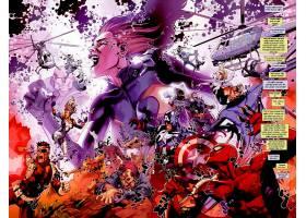 漫画壁纸,奇迹,漫画壁纸,船长,美国,蜘蛛侠,托尔,看守人,芦苇,姓