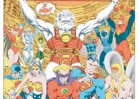 漫画壁纸,无穷,奇迹,妇女,超人,绿色的,灯笼,壁纸