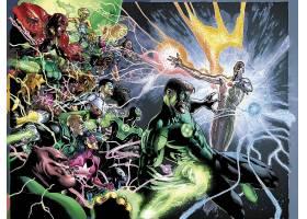 漫画壁纸,绿色的,灯笼,超级英雄,壁纸