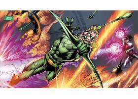 漫画壁纸,绿色的,箭,哥伦比亚特区,漫画壁纸,壁纸(1)