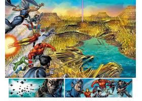 漫画壁纸,年龄,关于,奥创,船长,美国,熨斗,男人,赫然显现,壁纸
