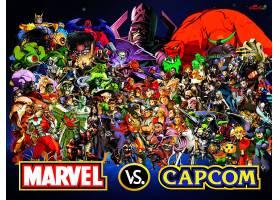 漫画壁纸,奇迹,相对,Capcom,奇迹,漫画壁纸,行星吞噬者,蜘蛛侠,金