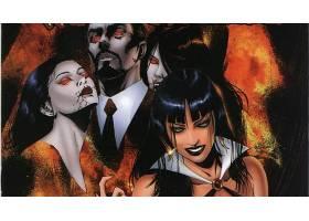 漫画壁纸,Vampirella,壁纸(14)