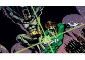 漫画壁纸,勤务兵,绿色的,灯笼,壁纸