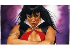 漫画壁纸,Vampirella,壁纸(17)