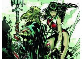 漫画壁纸,Vampirella,壁纸(21)