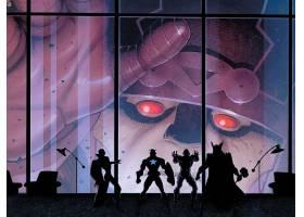 漫画壁纸,秘密,复仇者联盟,行星吞噬者,船长,美国,托尔,熨斗,男人