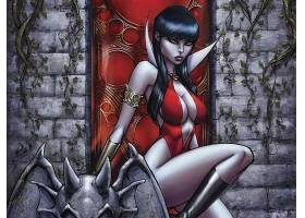 漫画壁纸,Vampirella,壁纸(23)