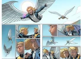 漫画壁纸,全部,新建,x战警,x战警,天使,沃伦,沃星顿,三,壁纸