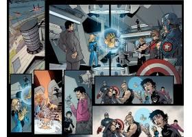 漫画壁纸,终极目标,船长,美国,壁纸