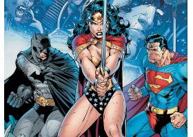 漫画壁纸,奇迹,妇女,勤务兵,超人,壁纸