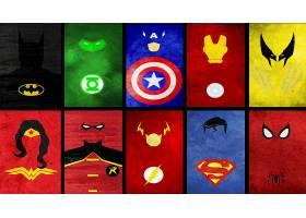 漫画壁纸,拼贴,勤务兵,绿色的,灯笼,船长,美国,熨斗,男人,奇迹,妇