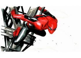 漫画壁纸,蜘蛛侠,壁纸(4)