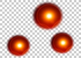 能量图标,三个创意能量球PNG剪贴画橙色,装饰,电脑壁纸,三维,球体
