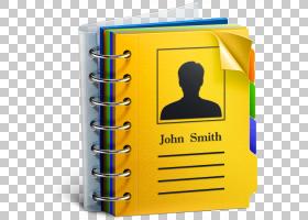 传播品牌黄,地址簿,约翰史密斯书PNG剪贴画姓名,地址,电话目录,电图片