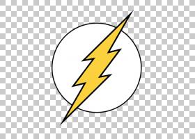 Flash超人T恤Logo超级英雄,获取Wally West的PNG剪贴画杂项,角度,