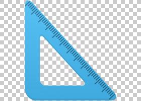 三角线,三角尺PNG剪贴画角度,测量,标尺,设置广场,量角器,计算机图片