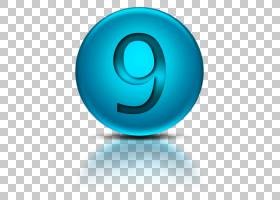 计算机图标编号,9号PNG剪贴画杂项,其他,球体,数量,桌面壁纸,网站