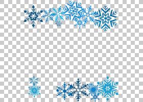 雪花图标,美丽的蓝色雪花PNG剪贴画边框,蓝色,白色,文本,美丽矢量