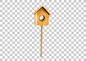 鸟图标,木鸟屋PNG剪贴画角,简单,鸟,鸟笼,木框架,木纹理,下载,木