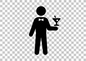 鸡尾酒调酒师计算机图标服务员,调酒师保存PNG剪贴画杂,文字,手,