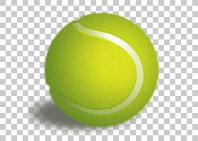 体育球网球,黄色网球PNG剪贴画黄色花朵,跑步,运动装备,运动鞋,版