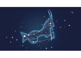 创意星空星座科技信息数据化背景