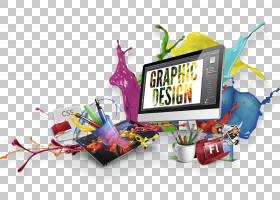 平面设计师名片设计,平面设计PNG剪贴画电子产品,小工具,网页设计