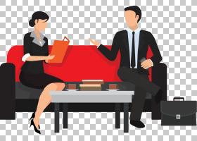 沙发座位,商务会议PNG剪贴画业务女人,家具,业务矢量,公共关系,业