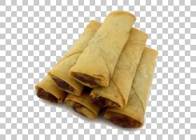 春卷辣椒牛排中国菜法式炸薯条Popiah,黑胡椒牛肉春卷PNG剪贴画食