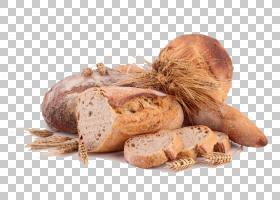 普通小麦百吉饼全麦面包烘烤,面包和小麦PNG剪贴画食品,烹饪,营养