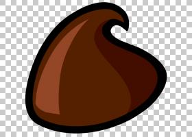巧克力曲奇饼干松饼巧克力布朗尼,巧克力片的PNG剪贴画食品,蛋糕,
